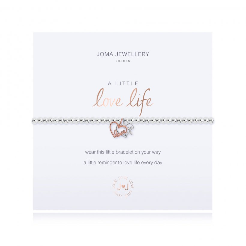 Joma Jewellery Love Life bracelet