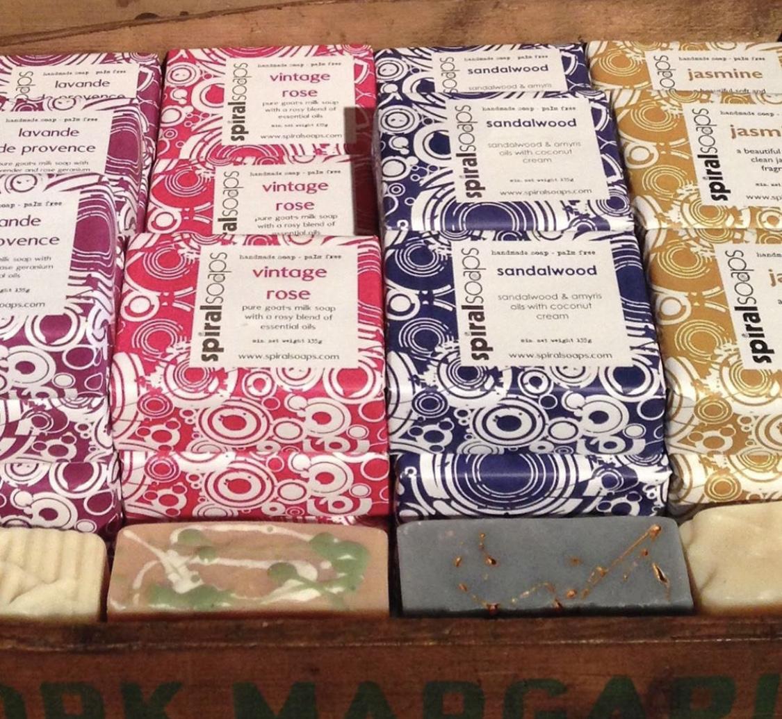 Sandalwood handmade soap