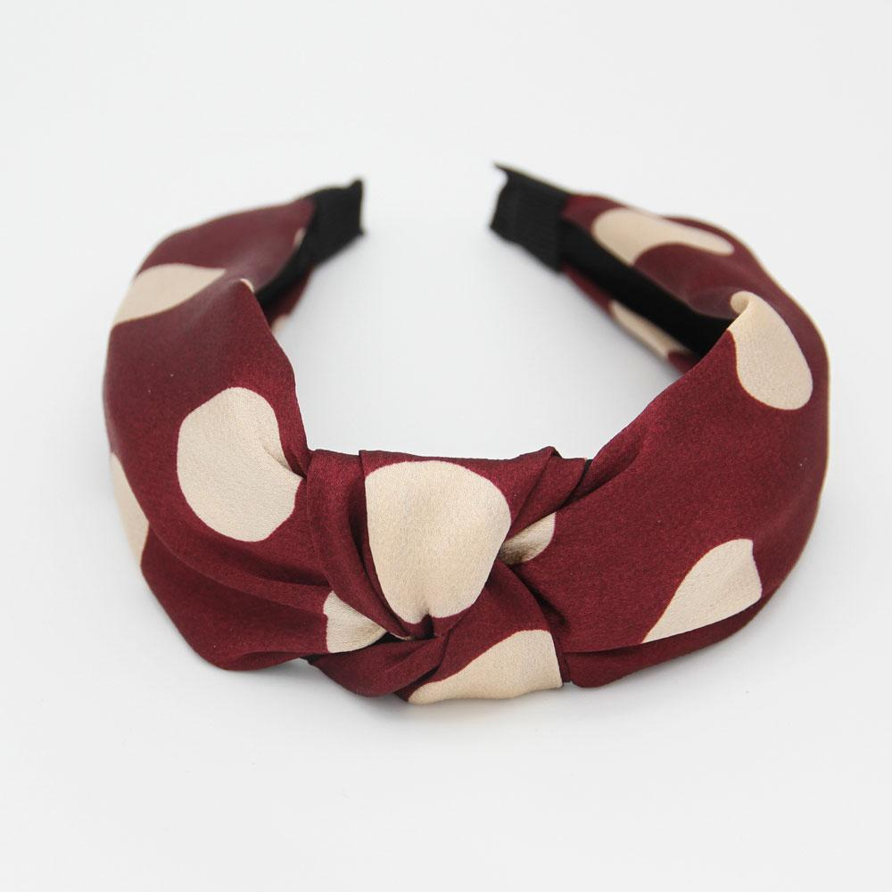 Caroline Gardner silky feel head band
