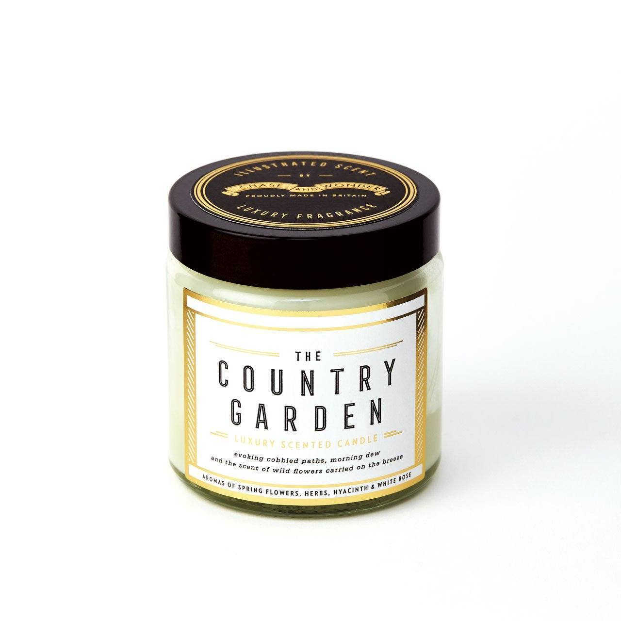 Chase & Wonder luxury scented candle
