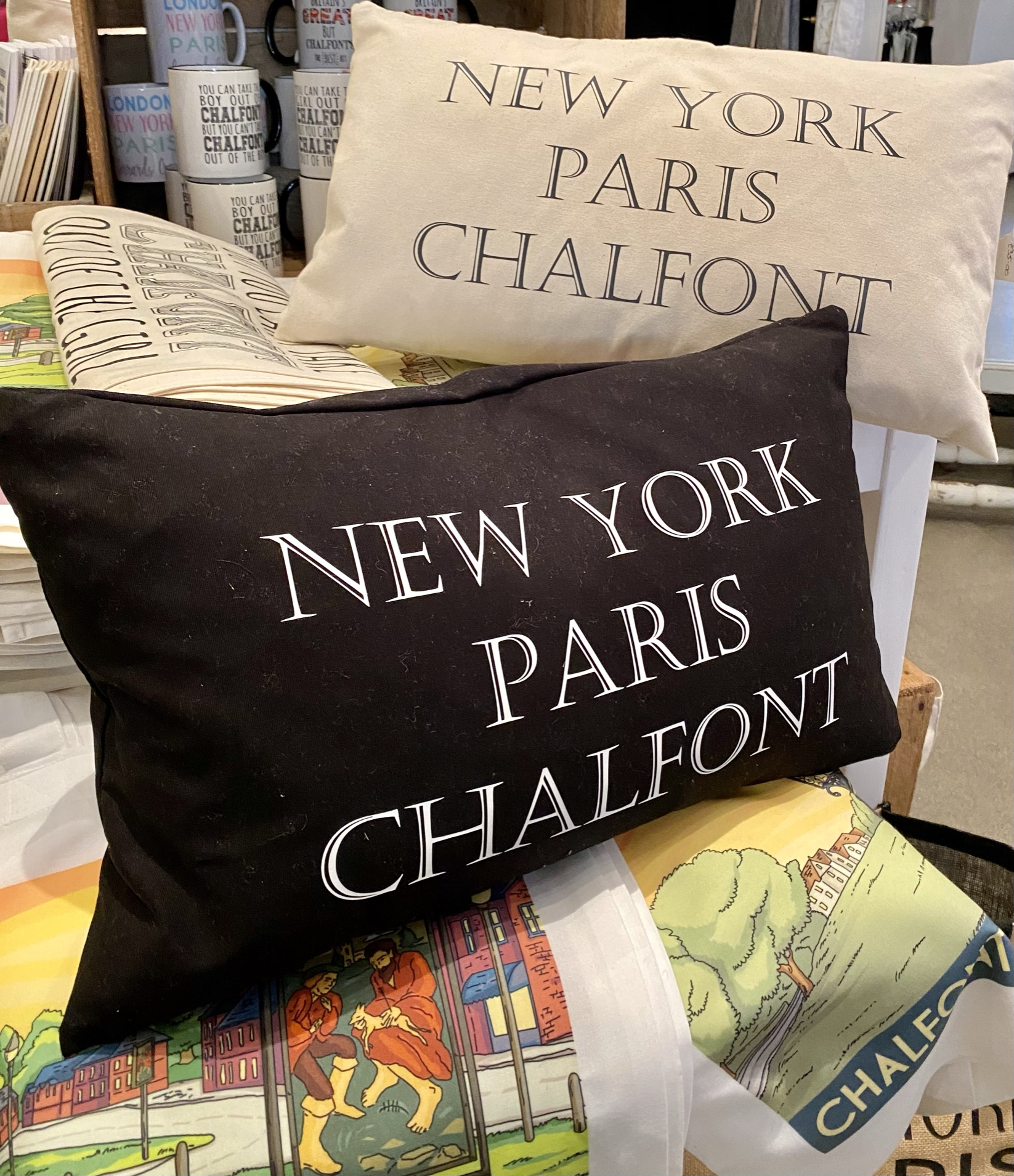 Chalfont luxury cushion