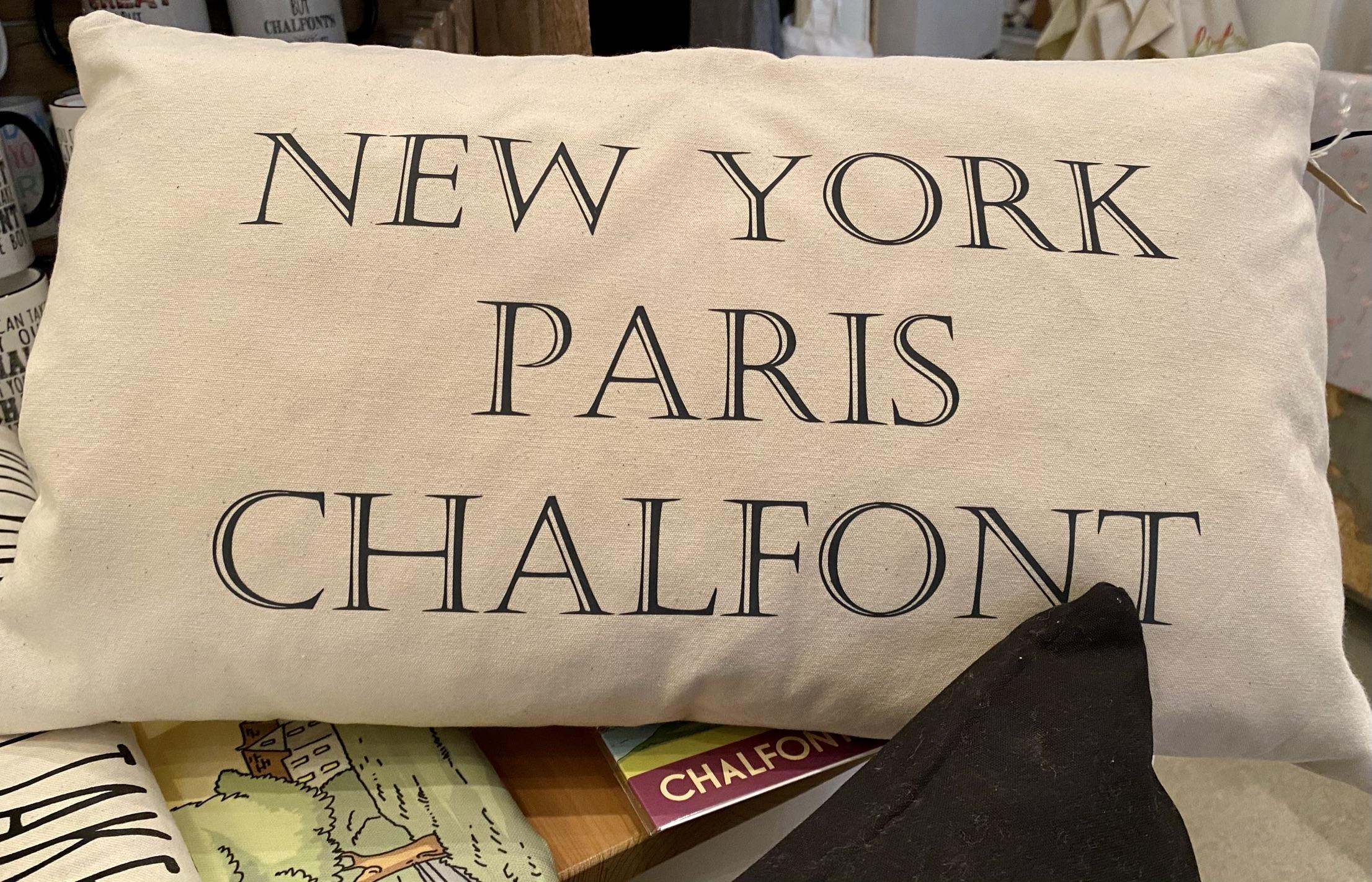 Chalfont luxury cushion