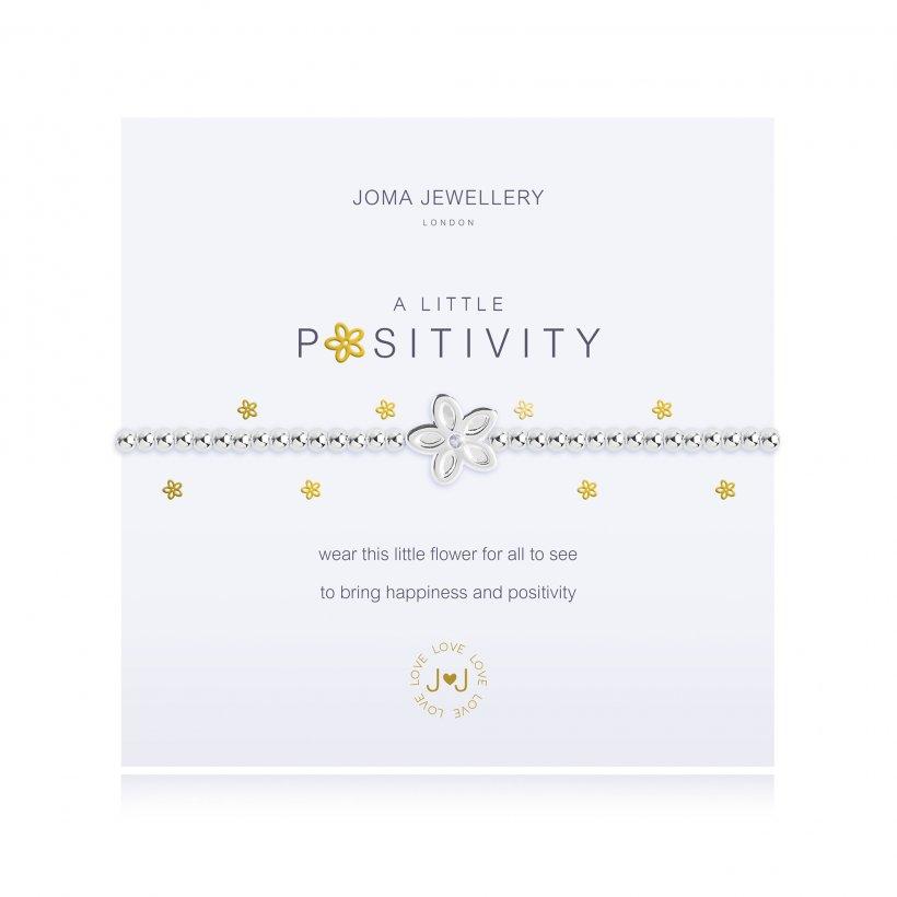 Joma Jewellery Positivity bracelet