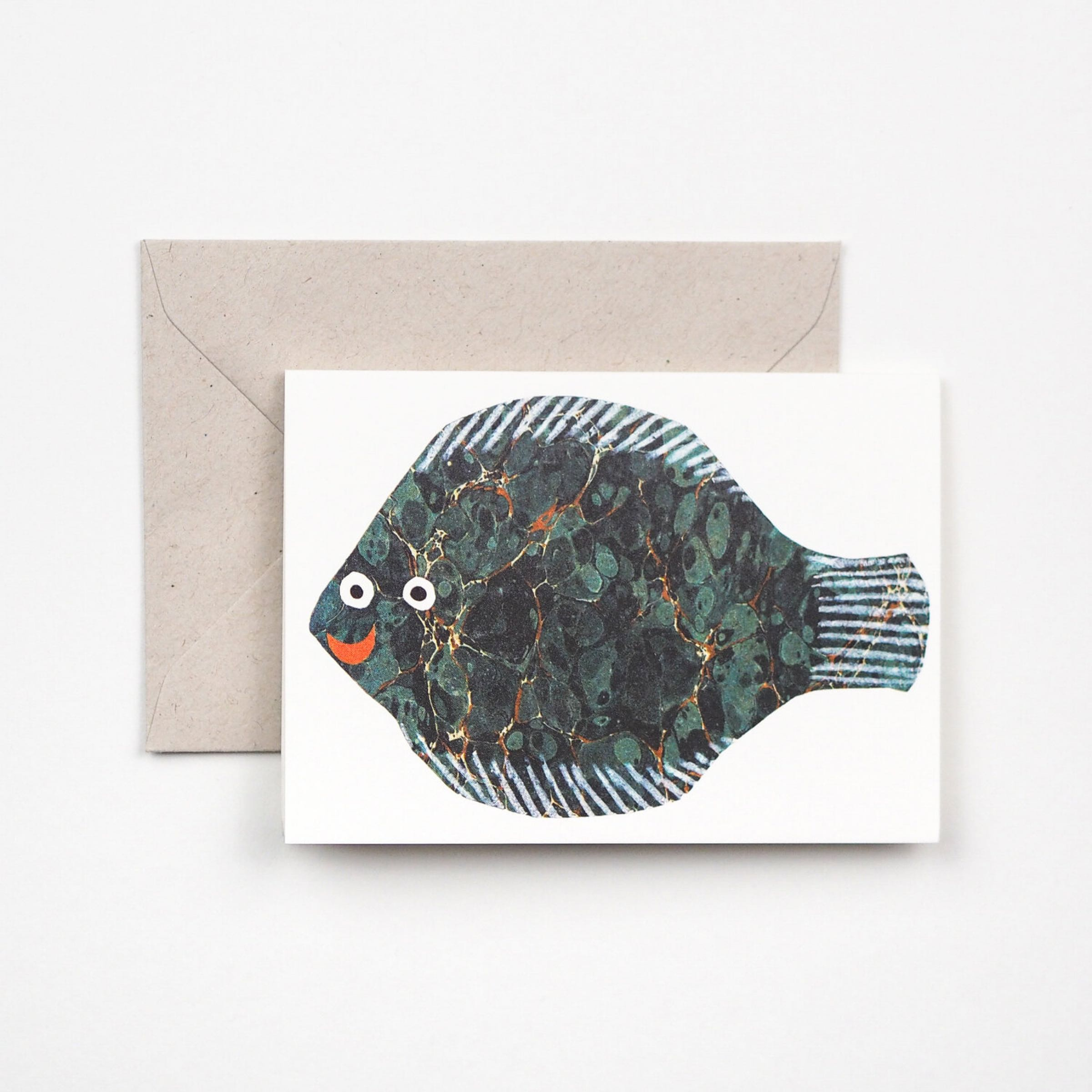 Little Fish card by Hadley Paper Goods