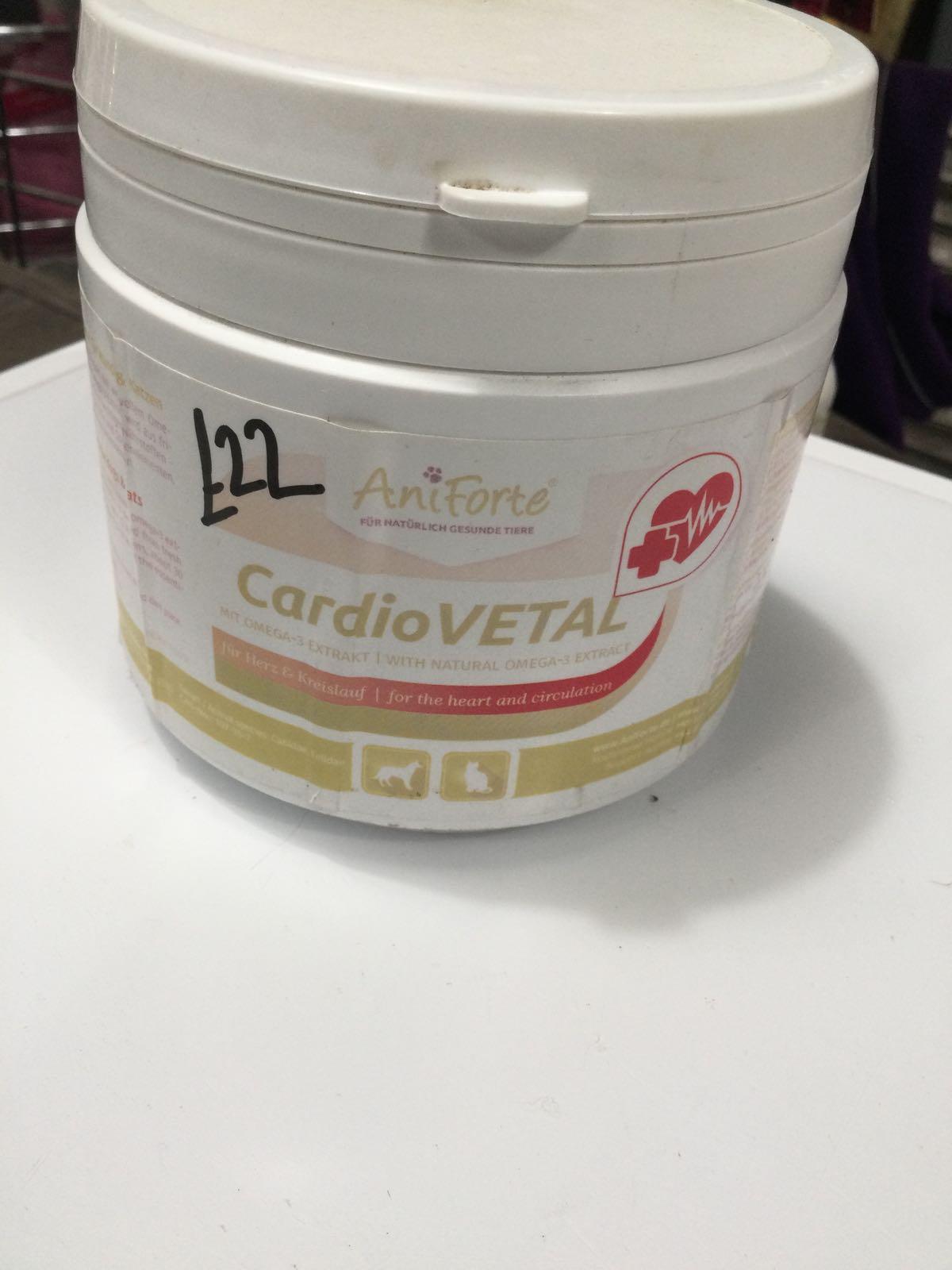 Aniforte cardiovetal