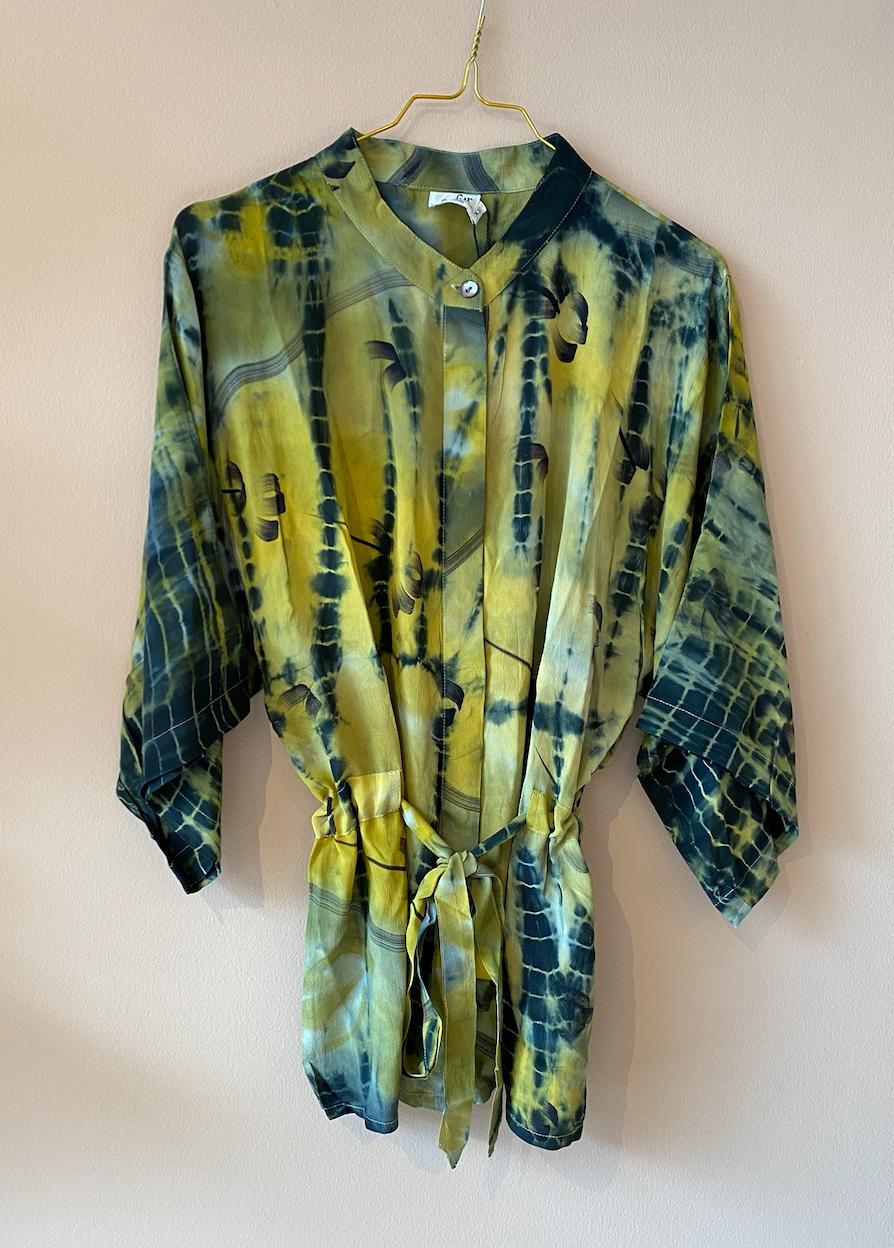 New Yorker Kimono