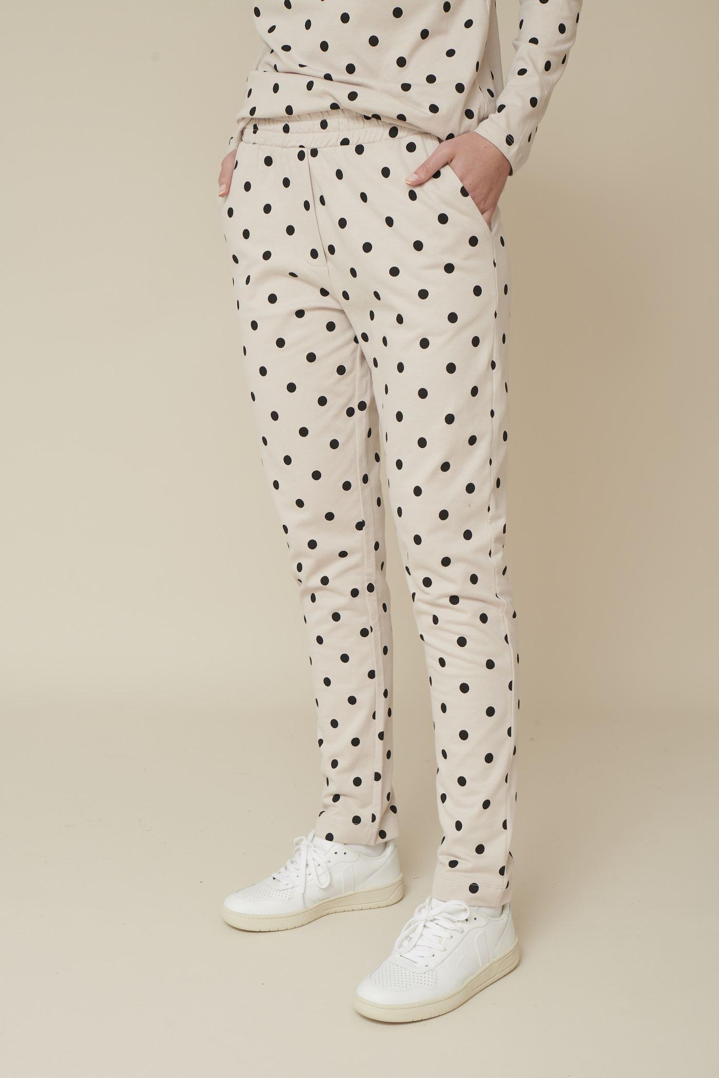 Saga Dot Pants