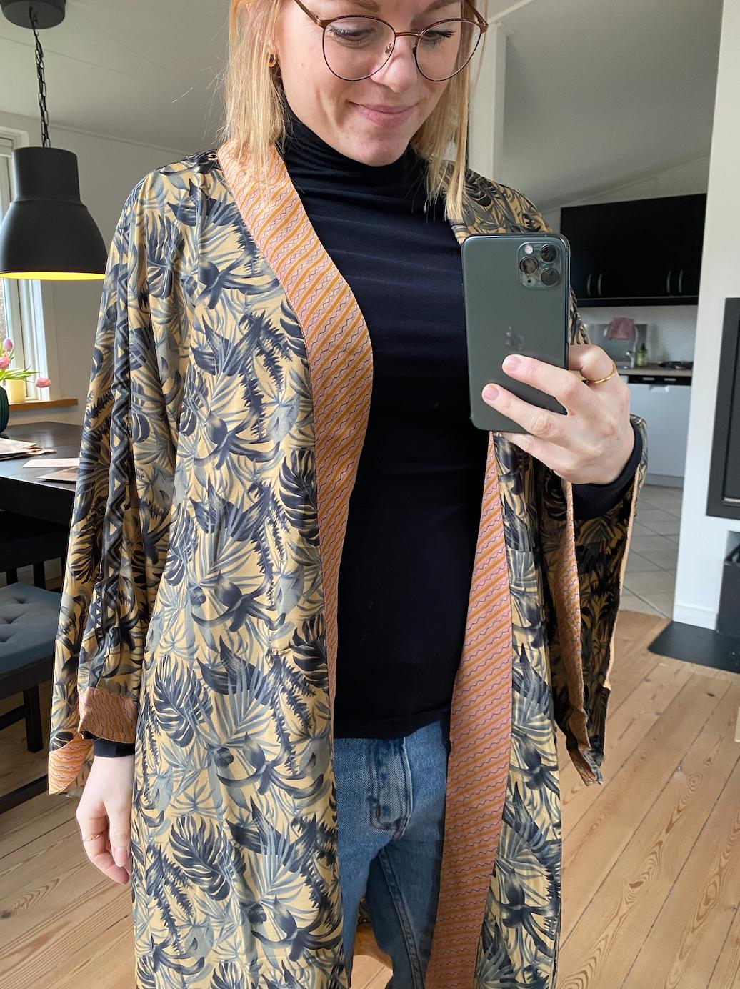 Dubai kimono