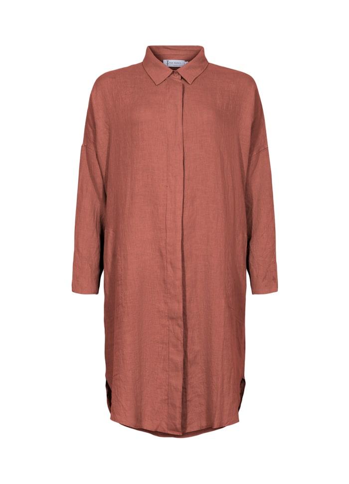 Faliana Oversize Shirtdress