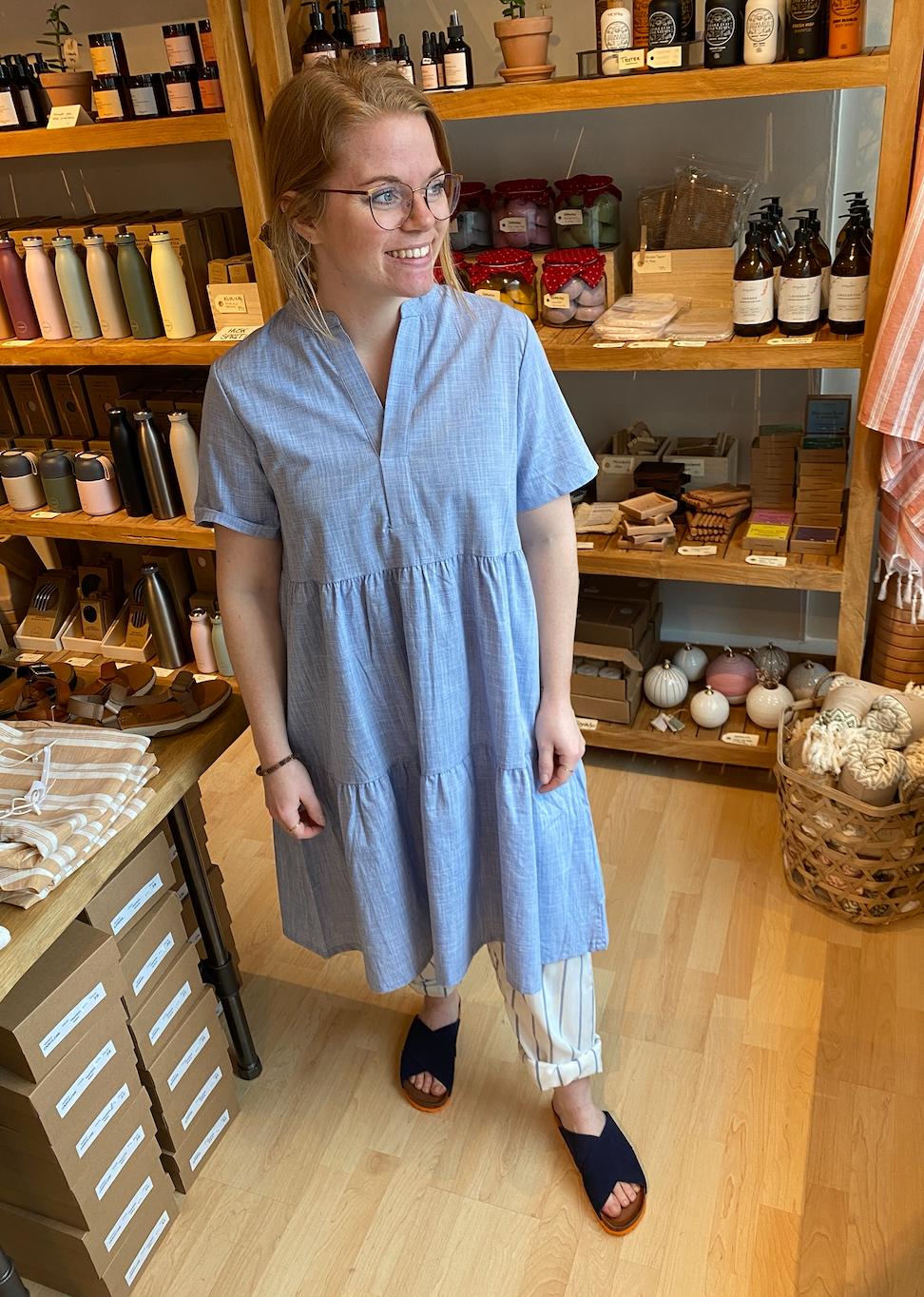 Vicki Short Dress Harriet