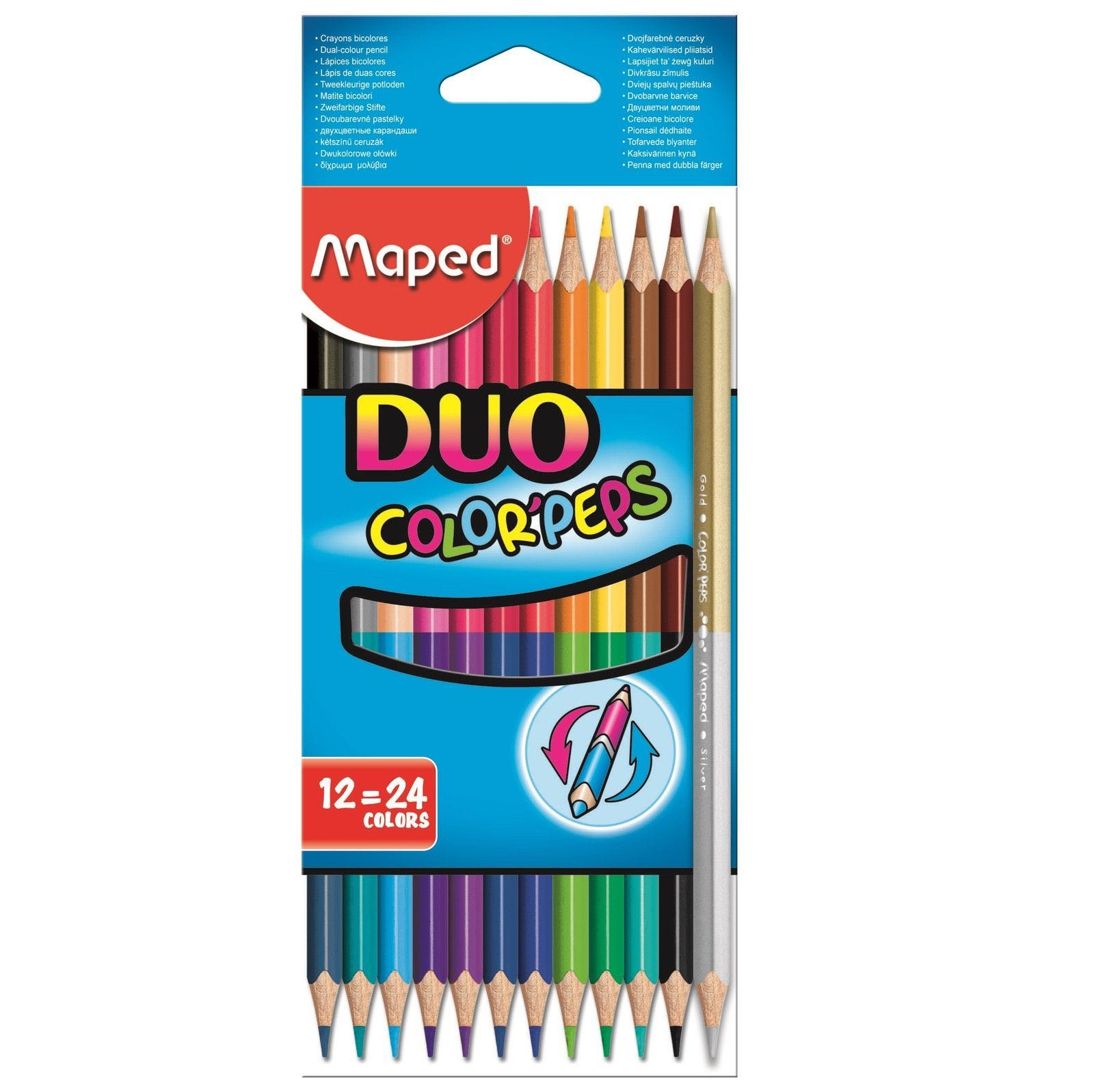 Duo Pencils - COLORPEPS