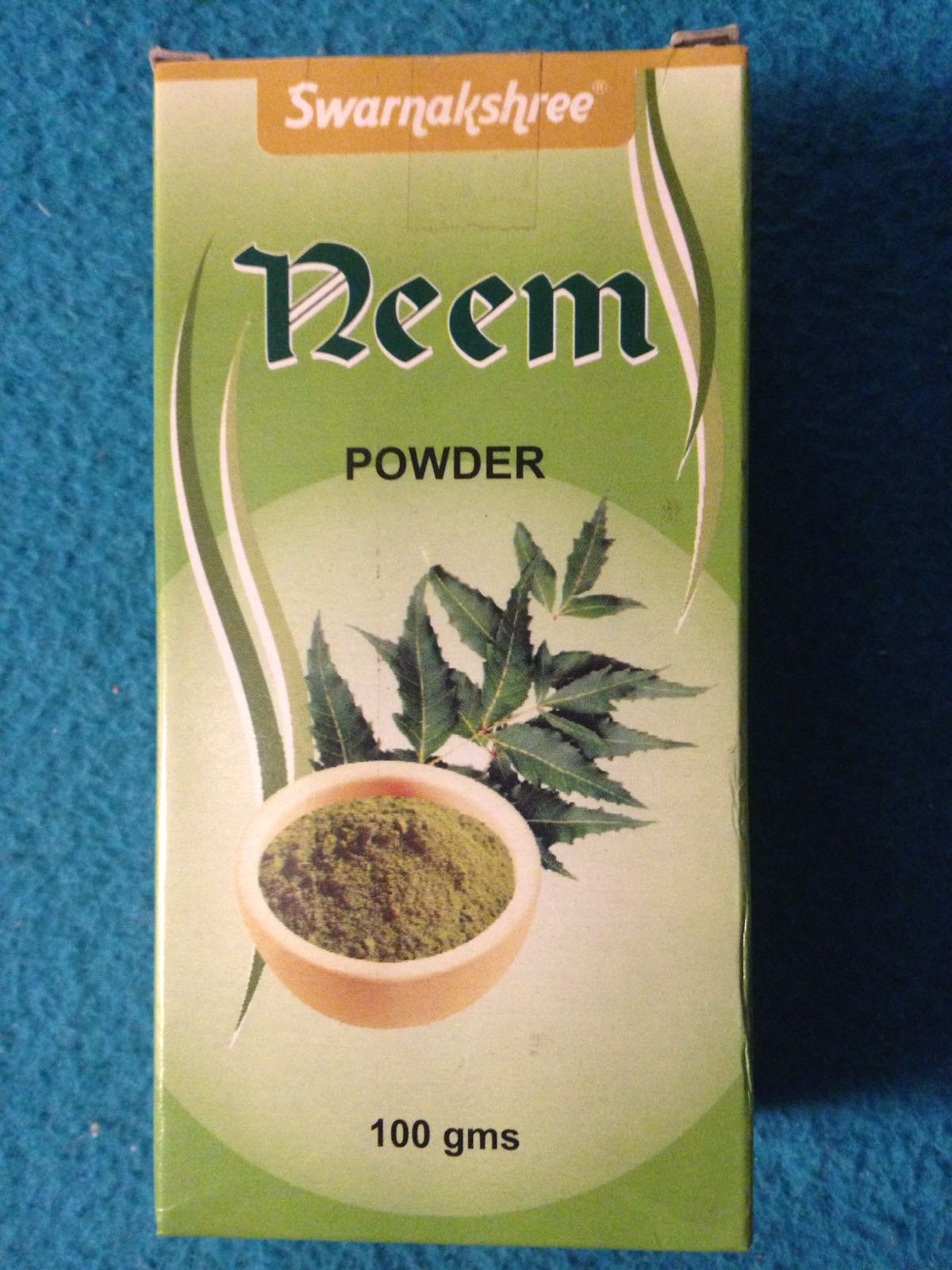 Indisk Skjønnhet - Neem pulver, 100 gr
