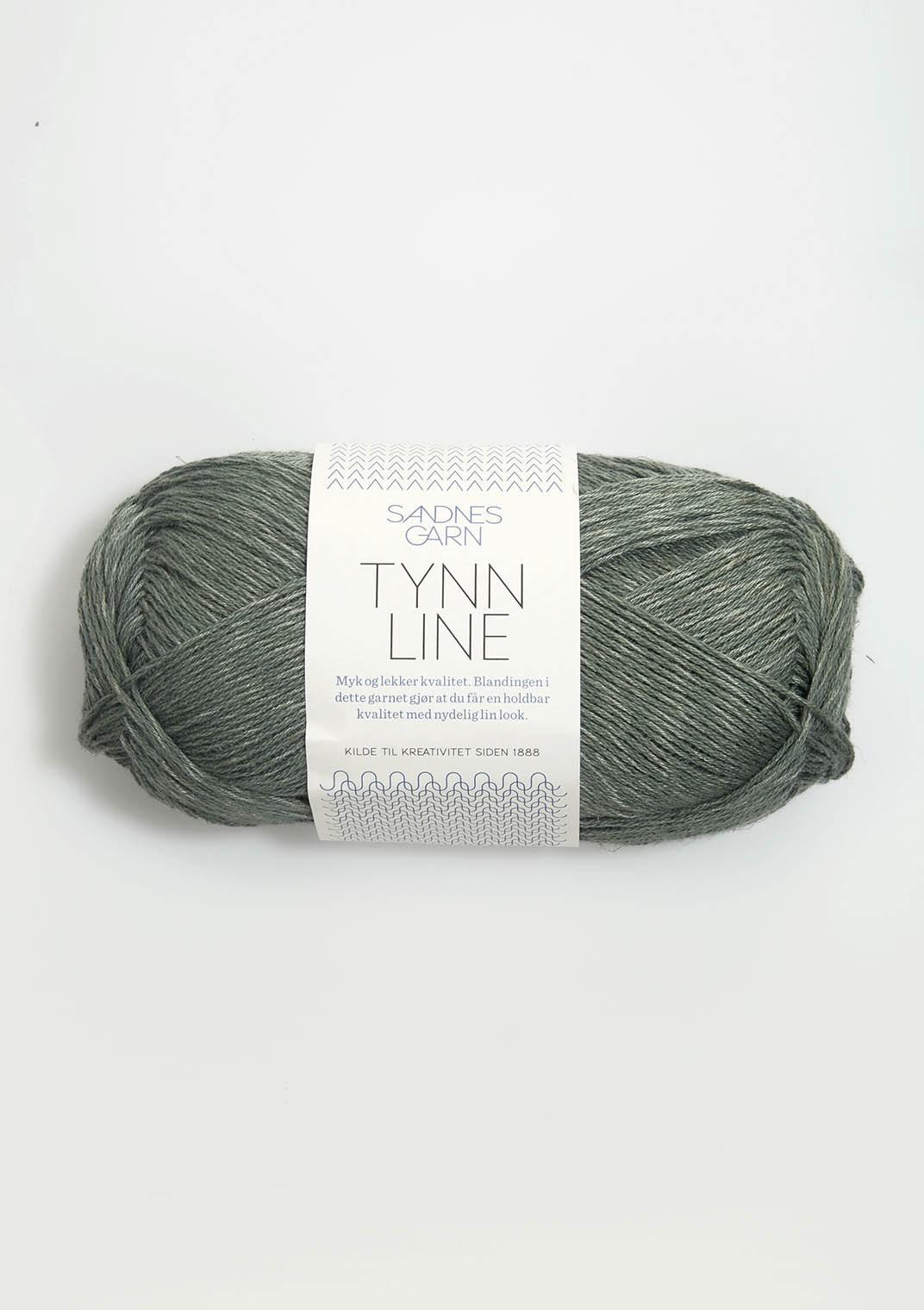8561 Grønn Tynn Line