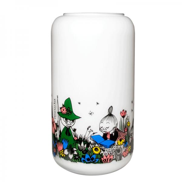Mummi Vase, Hvit