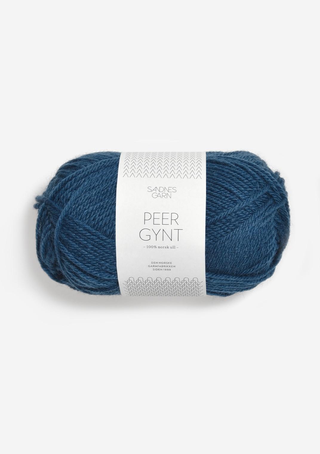 6062 Mørk Blå Peer Gynt
