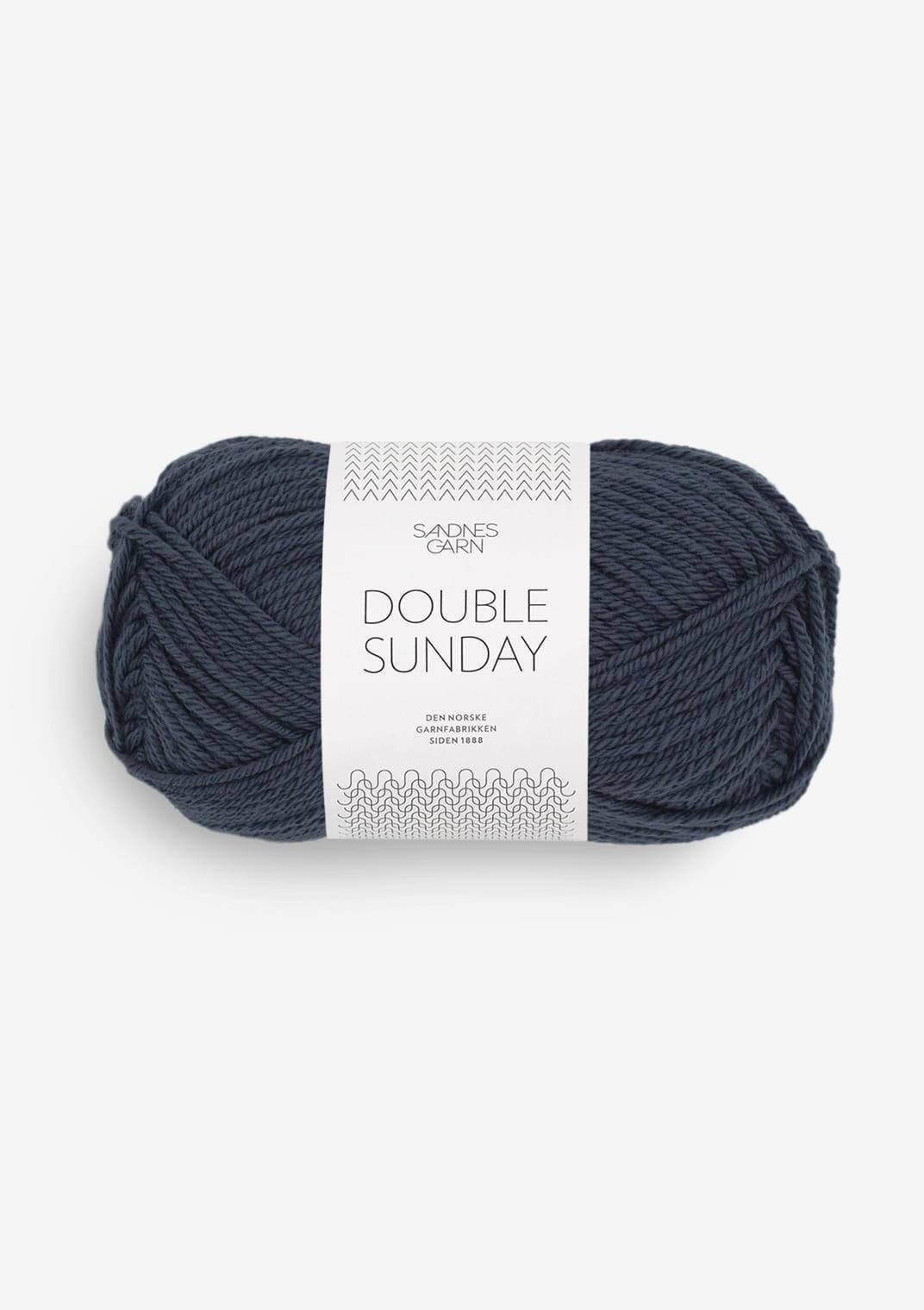 6580 Blå Natt Double Sunday