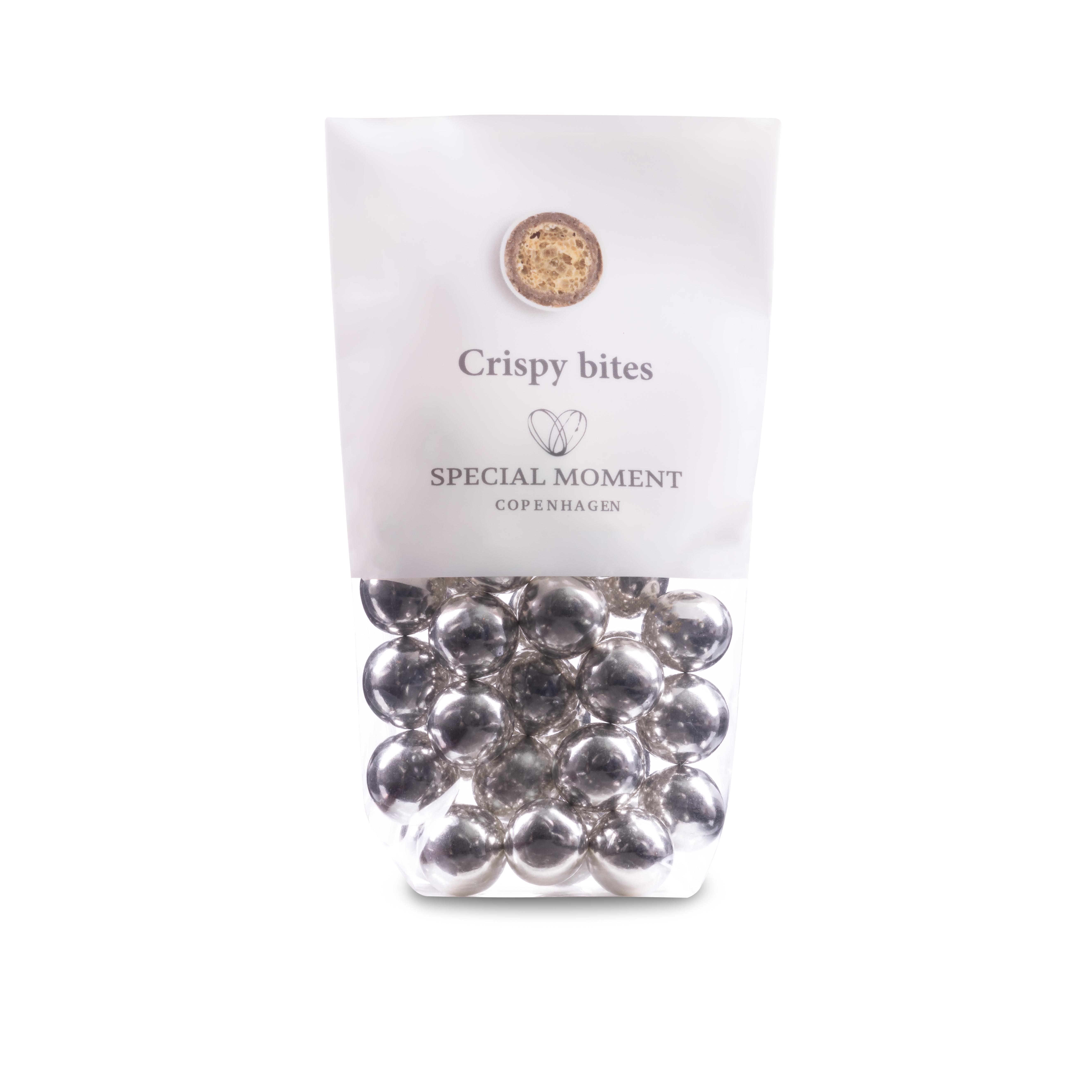 Crispy bite, Sølv