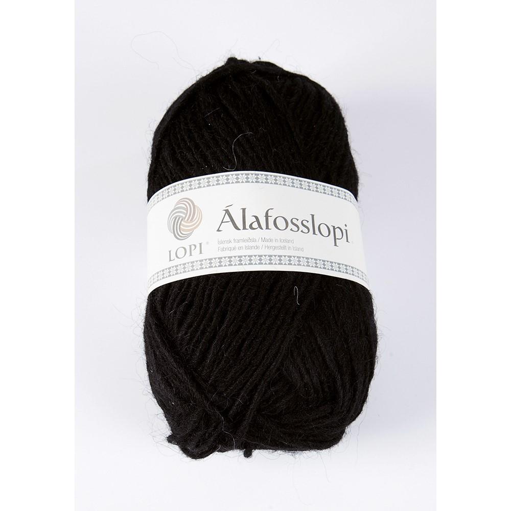 0059 Black Alafosslopi
