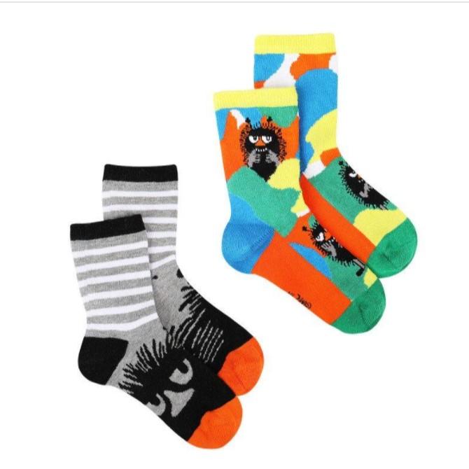 Stinky 2 pk Mummi sokker