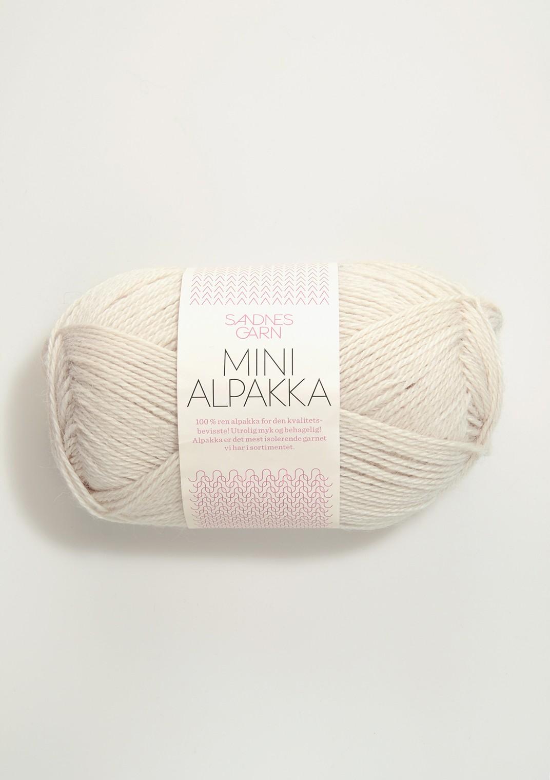 1015 Kitt Mini Alpakka