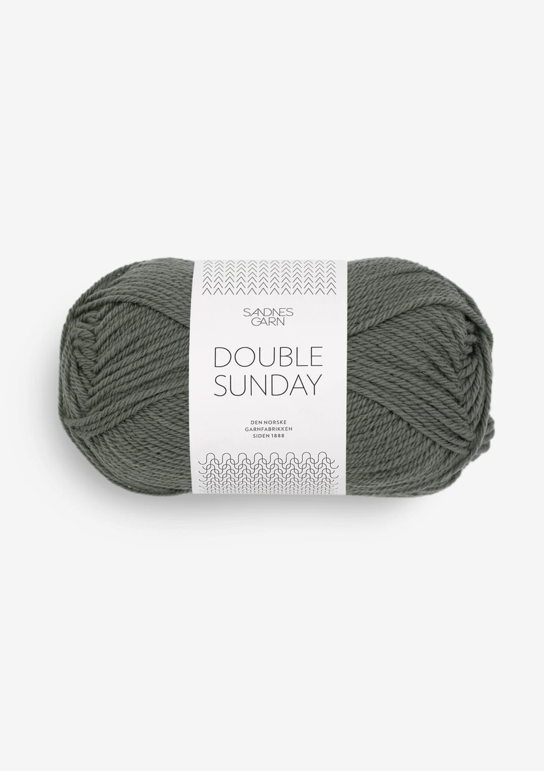 9071 Støvet Olivengrønn Double Sunday