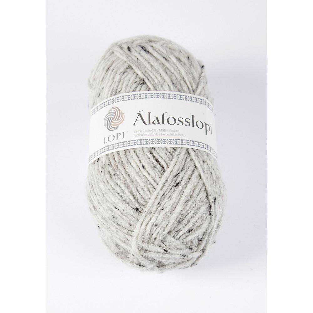 9974 Light Grey Tweed Alafosslopi