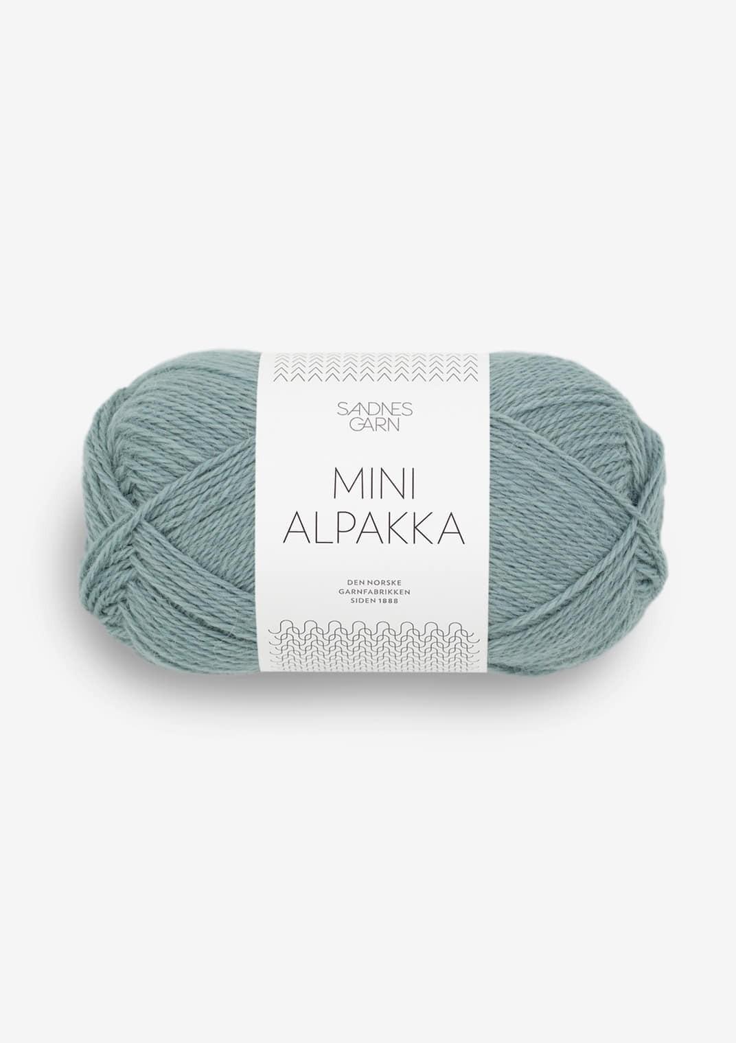 6851 Havbris Mini Alpakka