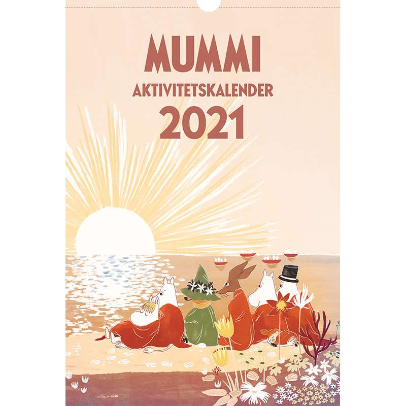 Mummi Aktivitetskalender 2021