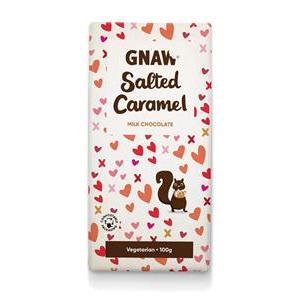 Gnaw Salted Caramel Love Bar