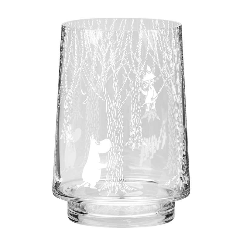 Mummi vase/lykt – I skogen