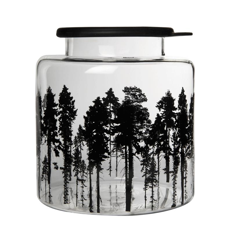 Nordic Glasskrukke