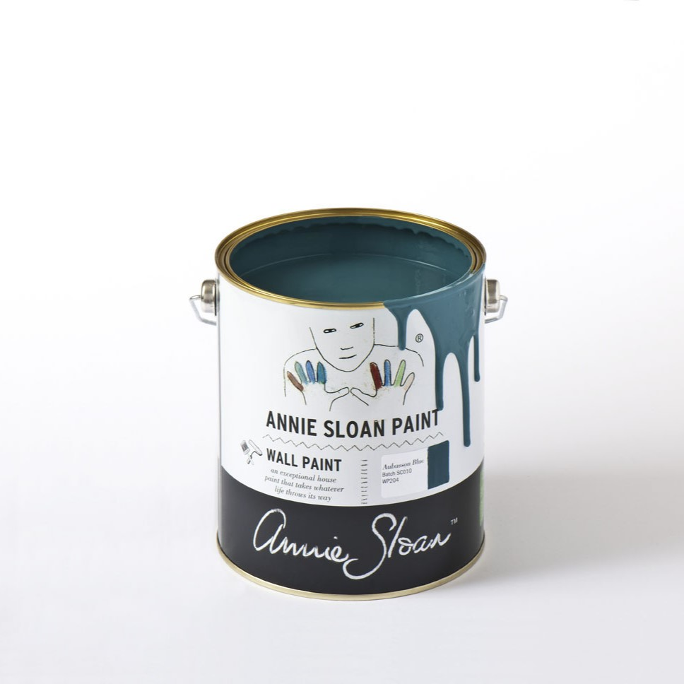 Wall Paint Aubusson Blue