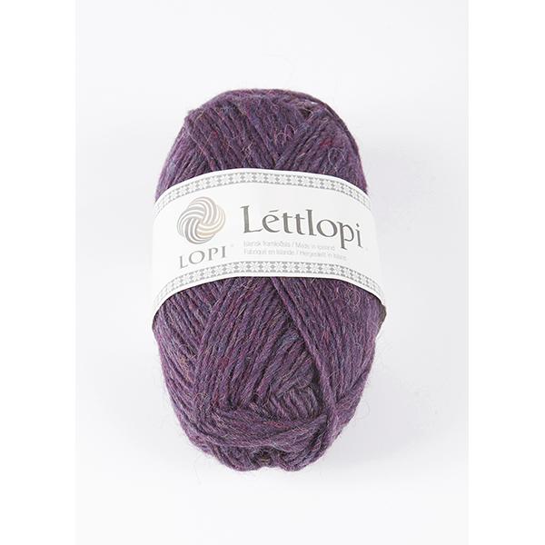 1414 Violet Heather, Lettlopi