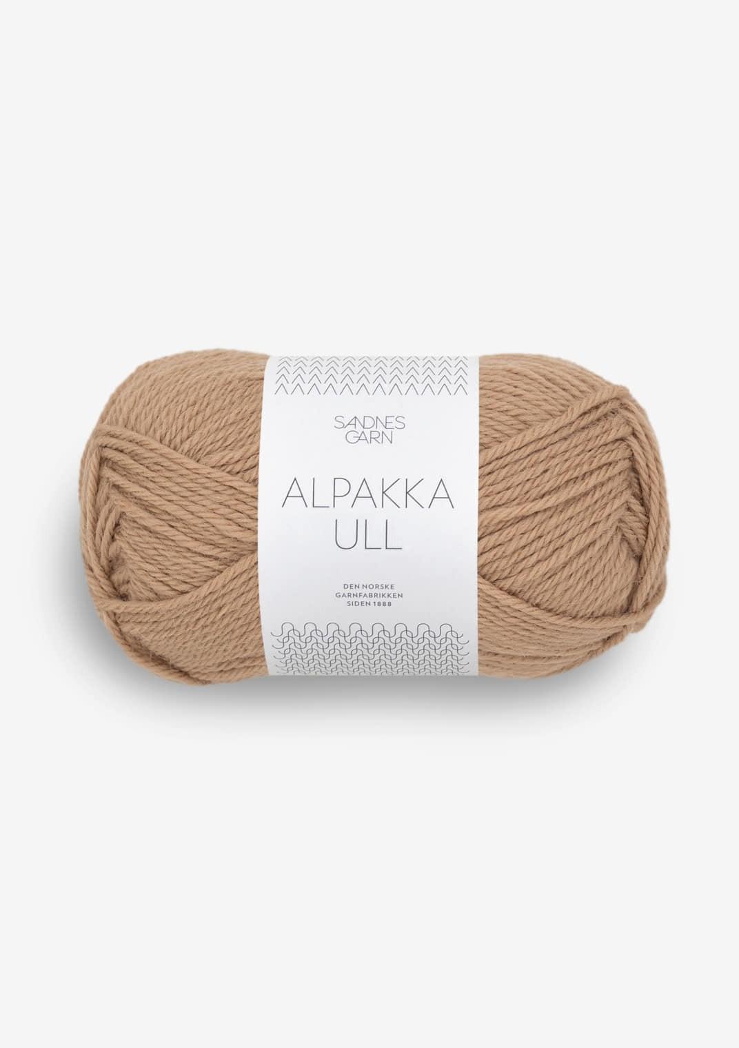 2542 Camel Alpakka Ull