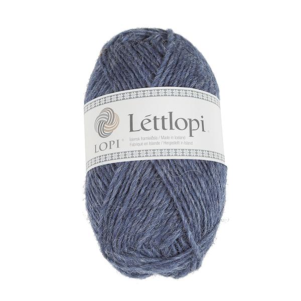 1701 Fjordblue Lettlopi