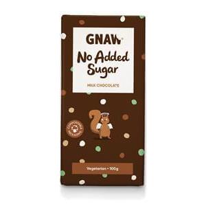 Gnaw No Added Sugar Milk Chocolate