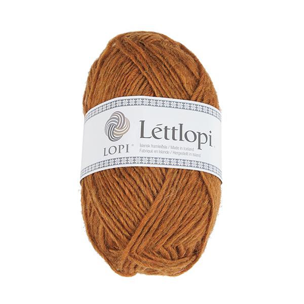 1704 Apricot Lettlopi