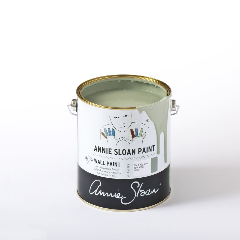 Wall Paint Duck Egg Blue