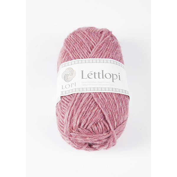 1412 Pink Heather Lettlopi
