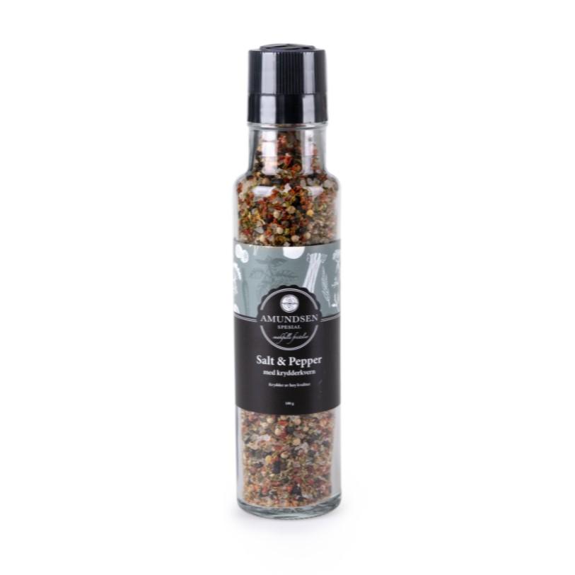 Salt & Pepper Krydderkvern