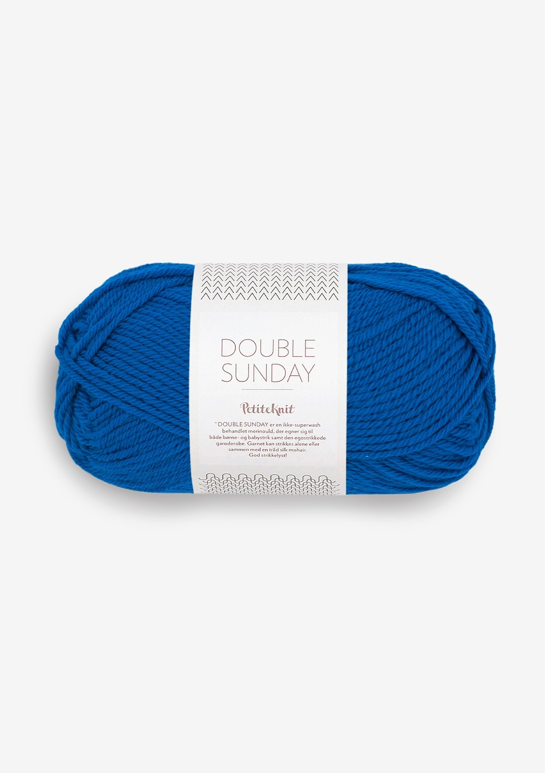 6046 Electric Blue Double Sunday