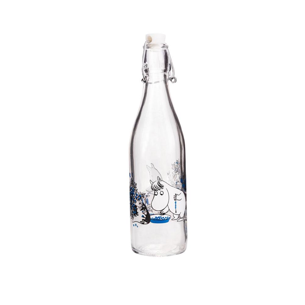 Blueberries 0,5 l Glassflaske Mummi