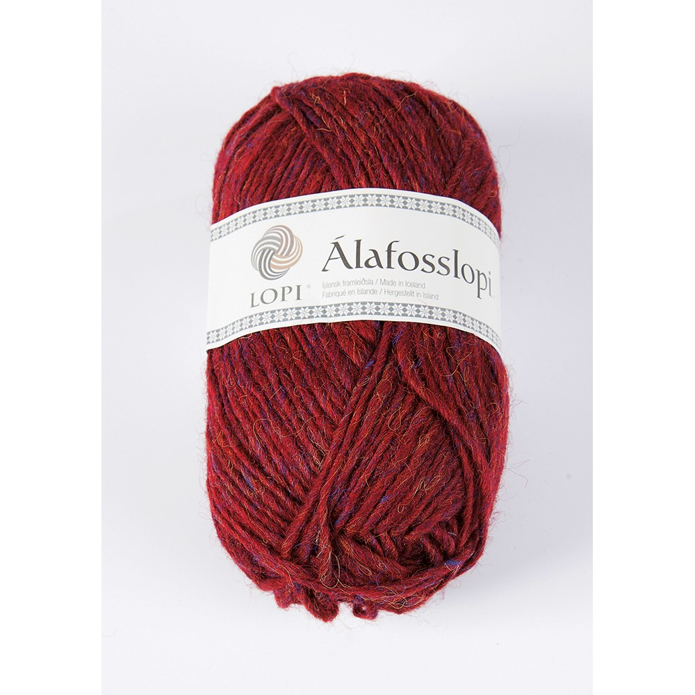 9962 Ruby Red Heather Alafosslopi