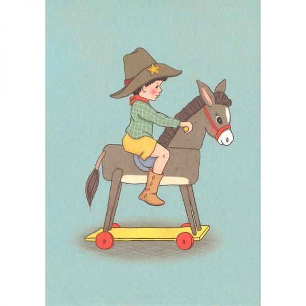 Kort Belle & Boo: Donkey