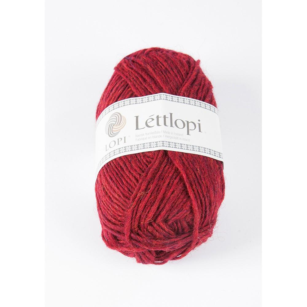 1409 Garnet Red Heather, Lettlopi
