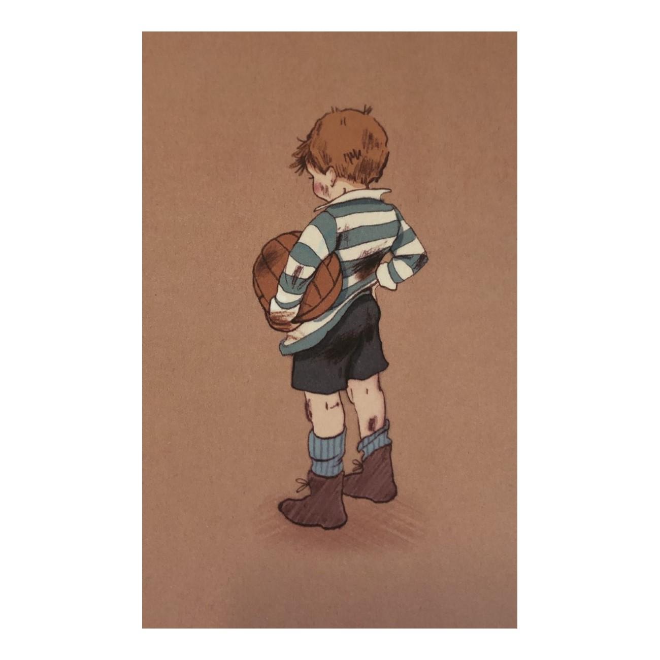 Kort Belle & Boo: Football