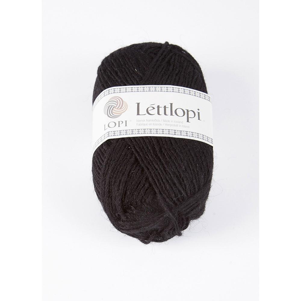 0059 Black Lettlopi