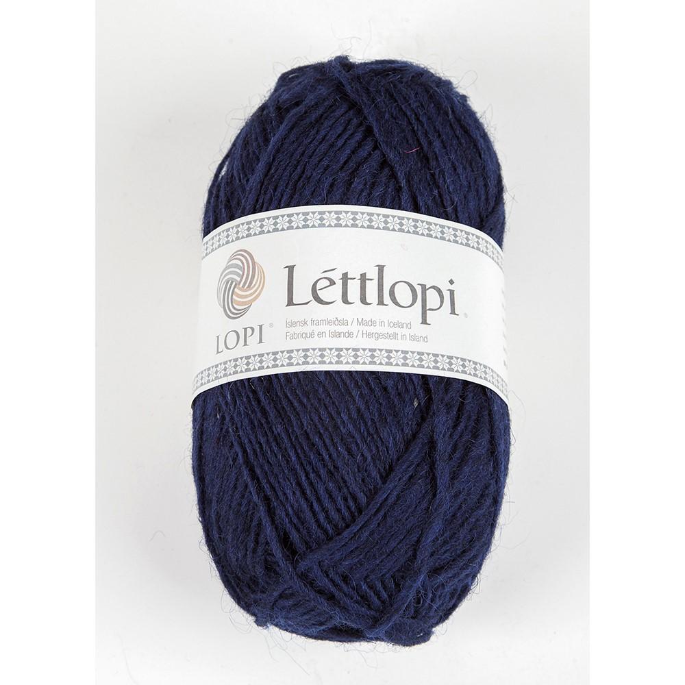 9420 Navy Blue, Lettlopi