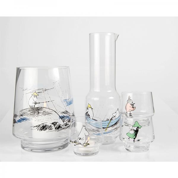 Mummi, Vase: Gone Fishing