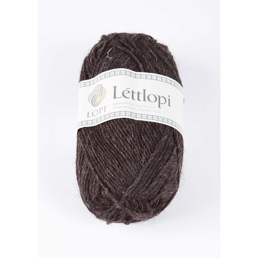 0052 Black Sheep Lettlopi